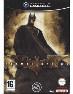 BATMAN BEGINS für Nintendo Gamecube