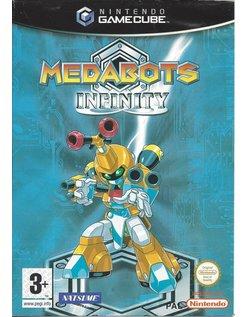 MEDABOTS INFINITY for Nintendo Gamecube