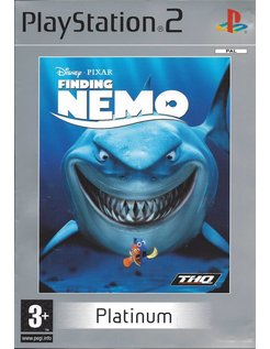 FINDING NEMO PLATINUM for Playstation 2 PS2