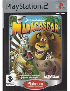 MADAGASCAR PLATINUM für Playstation 2 PS2