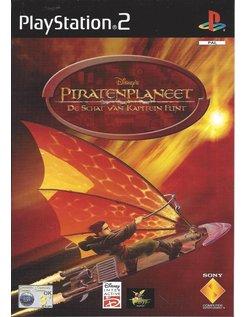 DISNEY'S PIRATENPLANEET DE SCHAT VAN KAPITEIN FLINT for Playstation 2 PS2