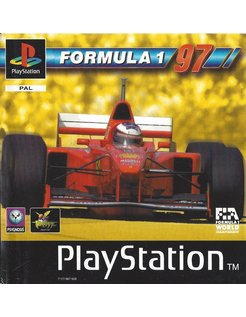 FORMULA 1 97 voor Playstation 1 PS1