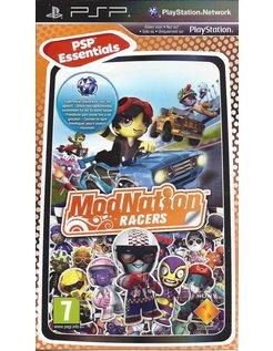 MODNATION RACERS for PSP - Essentials