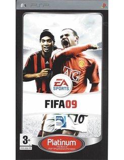 FIFA 09 PLATINUM for PSP