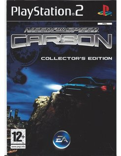 NEED FOR SPEED CARBON COLLECTOR'S EDITION for Playstation 2 PS2
