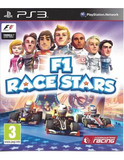 F1 RACE STARS for Playstation 3 PS3