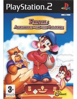 FIEVEL AVONTUUR MET EEN STAARTJE for Playstation 2 PS2