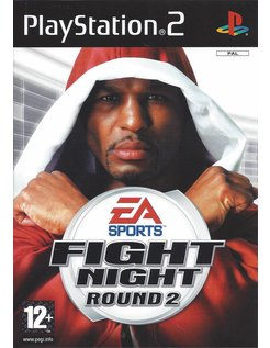 EA SPORTS FIGHT NIGHT ROUND 2 for Playstation 2 PS2