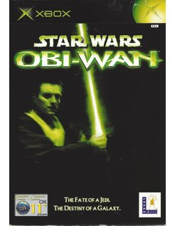 STAR WARS OBI WAN für Xbox