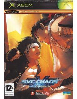 SVC CHAOS SNK VS CAPCOM voor Xbox