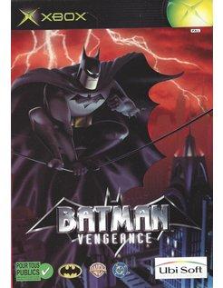 BATMAN VENGEANCE für Xbox