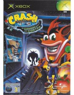 CRASH BANDICOOT DE WRAAK VAN CORTEX voor Xbox