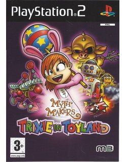 TRIXIE IN TOYLAND for Playstation 2 PS2
