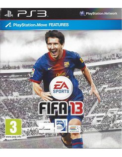 FIFA 13 für Playstation 3 PS3 - FR NL