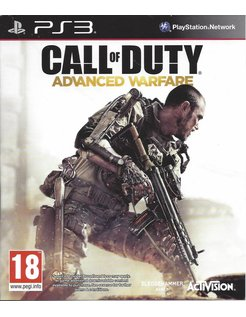 CALL OF DUTY ADVANCED WARFARE voor Playstation 3 PS3