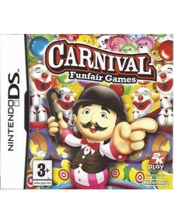 CARNIVAL FUNFAIR GAMES for Nintendo DS