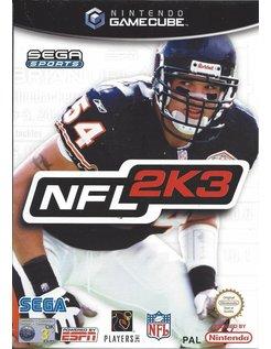 NFL 2K3 for Nintendo Gamecube