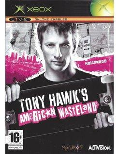TONY HAWK'S AMERICAN WASTELAND for Xbox