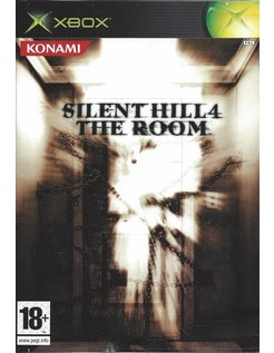 SILENT HILL 4 THE ROOM for Xbox
