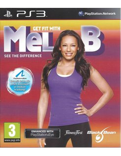 GET FIT WITH MEL B for Playstation 3 PS3