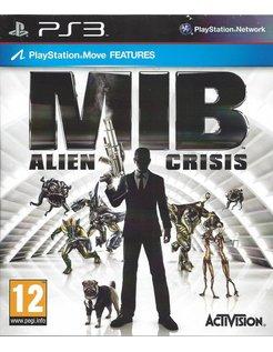 MEN IN BLACK ALIEN CRISIS for Playstation 3 PS3