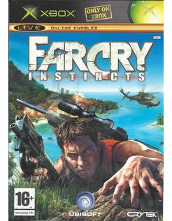 FAR CRY INSTINCTS für Xbox