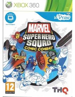MARVEL SUPER HERO SQUAD COMIC COMBAT for Xbox 360