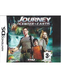 JOURNEY TO THE CENTER OF THE EARTH for Nintendo DS