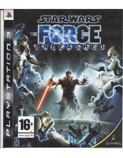 STAR WARS THE FORCE UNLEASHED for Playstation 3 PS3
