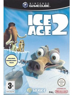 ICE AGE 2 for Nintendo Gamecube