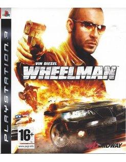 VIN DIESEL WHEELMAN für Playstation 3 PS3