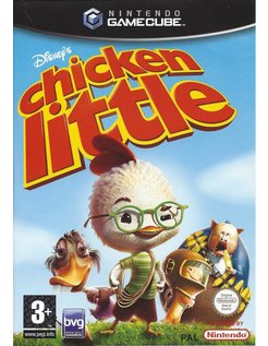 DISNEY'S CHICKEN LITTLE für Nintendo Gamecube