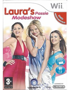 LAURA'S PASSIE MODESHOW for Nintendo Wii