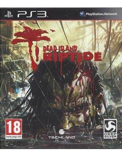 DEAD ISLAND RIPTIDE für Playstation 3 PS3