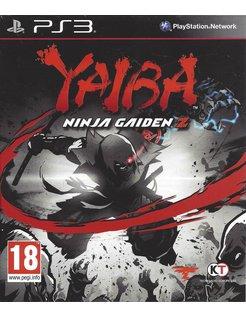YAIBA NINJA GAIDEN Z for Playstation 3 PS3