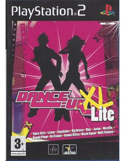 DANCE UK XL LITE for Playstation 2 PS2