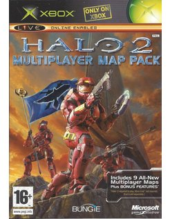 HALO 2 MULTIPLAYER MAP PACK for Xbox