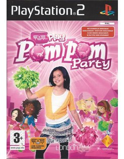 EYETOY PLAY POMPOM PARTY voor Playstation 2 PS2