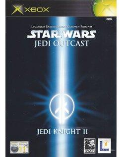 STAR WARS JEDI KNIGHT II (2) JEDI OUTCAST for Xbox