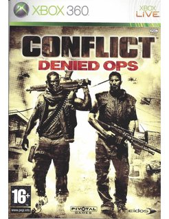 CONFLICT DENIED OPS for Xbox 360