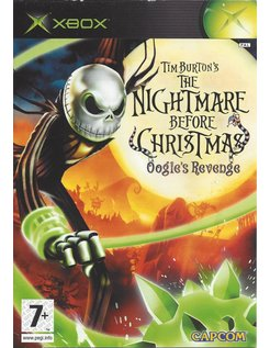 TIM BURTON'S THE NIGHTMARE BEFORE CHRISTMAS OOGIE'S REVENGE for Xbox