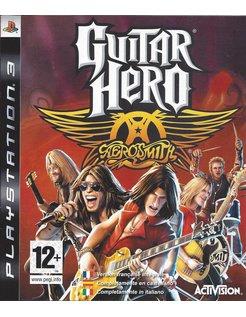 GUITAR HERO AEROSMITH for Playstation 3 PS3