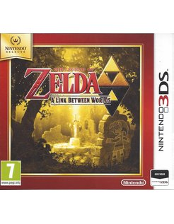 THE LEGEND OF ZELDA A LINK BETWEEN WORLDS for Nintendo 3DS