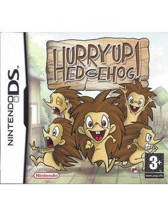 HURRY UP HEDGEHOG for Nintendo DS