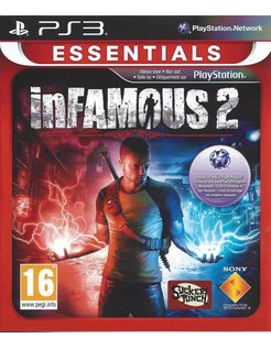INFAMOUS 2 für Playstation 3 PS3