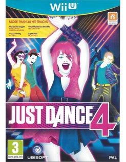 JUST DANCE 4 voor Nintendo Wii