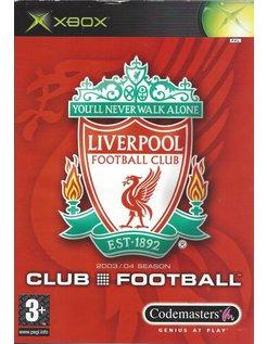 LIVERPOOL FC CLUB FOOTBALL voor Xbox