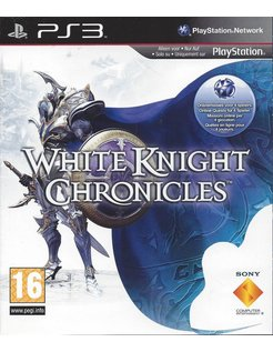 WHITE KNIGHT CHRONICLES for Playstation 3 PS3