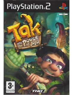 TAK AND THE POWER OF JUJU voor Playstation 2 PS2