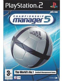 CHAMPIONSHIP MANAGER 5 für Playstation 2 PS2